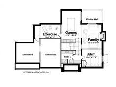 Basement Layout Plans Walkout Basement Appraisal House Plans With Walkout Basement New