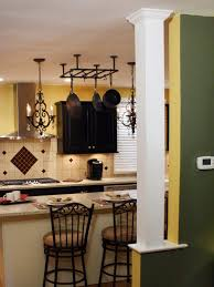 How To Build A Kitchen Column How Tos Diy