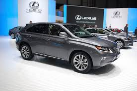 2013 lexus rx450h 2013 toyota rx 450h hybrid and gs 450h hybrid prices announced