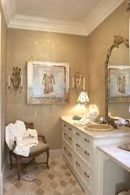 Paint For Faux Leather - faux leather paint technique bathroom traditional with tan wall