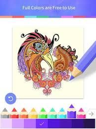 mandala coloring book android apps google play