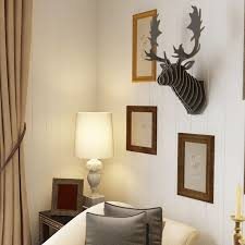 Decor Picture More Detailed Picture by 248 Best Walls Animal Heads Images On Pinterest Crafts
