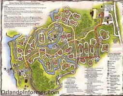 Disney World Map Magic Kingdom by Disney U0027s Wilderness Lodge U0026 Fort Wilderness Transportation Tips