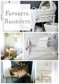 best bedroom colors for sleep pottery barn our new baby bassinet and making room for baby nesting with grace
