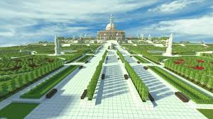 giant royal palace of ferrodwynn huge medieval city with video