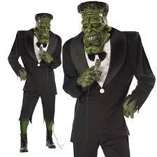 Monster Halloween Costume by Frankenstein Monster Halloween Costume