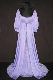 wedding peignoir sets lavender nightgown robe peignoir set