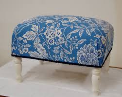Floral Ottoman Floral Ottoman Repeat Offenders Inc