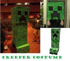 creeper costume creeper costume by graystudios on deviantart