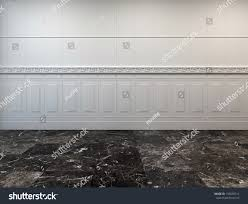 aged weather wooden paneling boards on exterior wall background