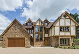 Modern Traditional House Mayfield House Traditional Yet Modern This Self Build Timber