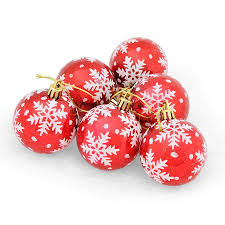 online get cheap printed christmas ornaments aliexpress com