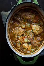 cuisine au vin blanc coq au vin blanc taste and nourish