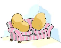 Couch Cartoon Couch Potato Clipart Cliparts And Others Art Inspiration