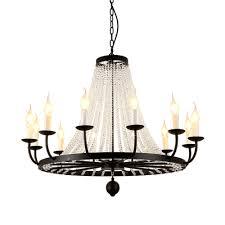 Indoor Chandeliers by Online Get Cheap Black Crystal Chandelier Lighting Aliexpress Com