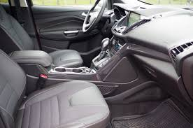 ford escape 2016 interior review 2016 ford escape titanium canadian auto review