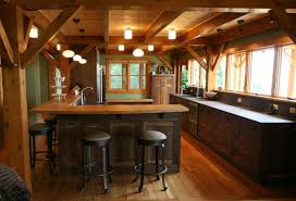 a frame kitchen ideas modern kitchen in the woods home decor