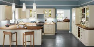 Cream Shaker Kitchen Cabinets Prepossessing 60 Shaker Garden Decorating Inspiration Design Of