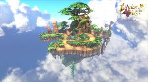 islands in the sky comic blog gordo u0027s island in 3d
