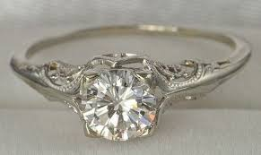 antique engagements rings images Simple but beautiful engagement rings wedding gallery jpg