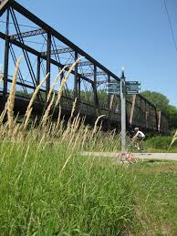 des moines bike trails bs in the midwest