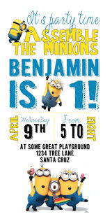 free printable invitations best 25 minion party invitations ideas on pinterest minion