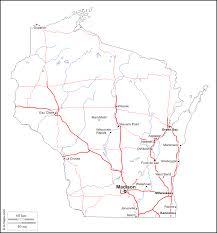 Kenosha Map Wisconsin Free Map Free Blank Map Free Outline Map Free Base