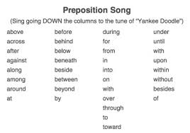 best solutions of prepositions and conjunctions worksheets for