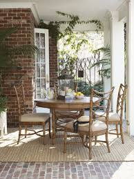 beach house coconut grove dining table lexington home brands