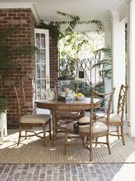 Beachy Dining Room Sets Beach House Coconut Grove Dining Table Lexington Home Brands
