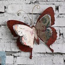 metal butterfly wall art reviews online shopping metal butterfly