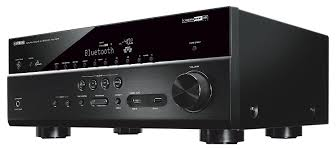 amazon com yamaha rx v679bl 7 2 channel musiccast av receiver