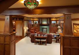 craftsman home interiors craftsman home craftsman family room columbus by melaragno