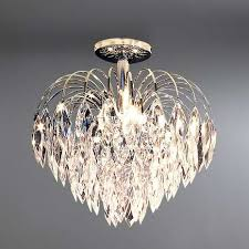 Ceiling Light Acrylic Drop Light Fitting Dunelm