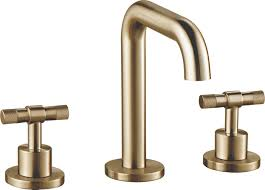 wholesale promotion unique antique brass in wall bathroom faucet