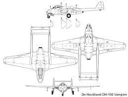 halo warthog blueprints dh100 vampire jpg 1252 950 aircraft pinterest aircraft de