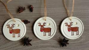 ceramic tree deer ornaments rudolf pottery