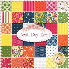 best day by april rosenthal for moda fabrics charm pack