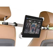 support tablette voiture entre 2 sieges barre support central appui tête de voiture tablette galaxy tab