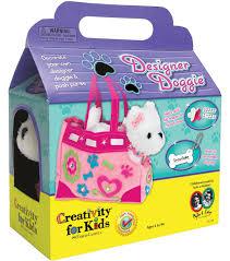 creativity for kids designer doggie kit joann