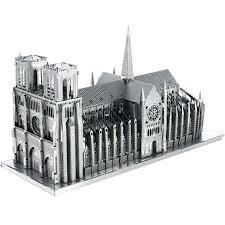 Notre Dame Desk Accessories Notre Dame Desk Accessories Fascinations Models Kit Dame Desk