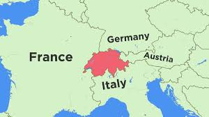 Switzerland World Map by Why Is The Safest Place To Be