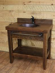 Dual Vanity Bathroom by Vanities Reclaimed Wood Bathroom Vanity Uk 60 Reclaimed Wood