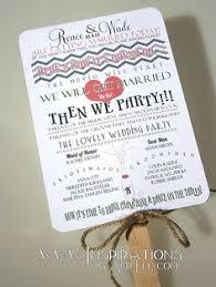 wedding program fan wording 17 imaginative wedding program ideas 13 wedding program fans