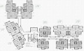 Schematic Floor Plan by Floor Plans For 664a Punggol Drive S 821664 Hdb Details Srx