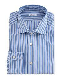 kiton dress shirts checks u0026 sports at neiman marcus