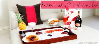 Breakfast In Bed Table by Mother U0027s Day Breakfast In Bed A Checklist And Ideas As Mom Sees It