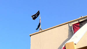 Lybian Flag Al Qaeda Plants Its Flag In Libya Vice
