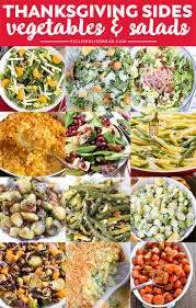 thanks giving dishes thanksgiving side dishes the ultimate list of 100 recipes
