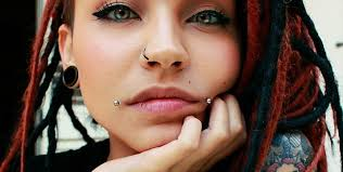 girl lip rings images Piercing charts to help save you from painful regrets jpg